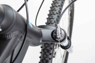 Велосипед CUBE Aim Race Black/Blue