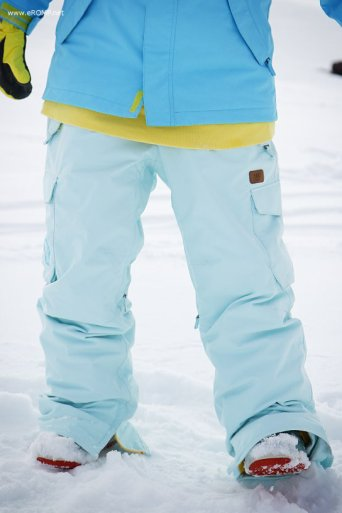 Штаны сноубордические ROMP 180˚ Switch Sky Blue