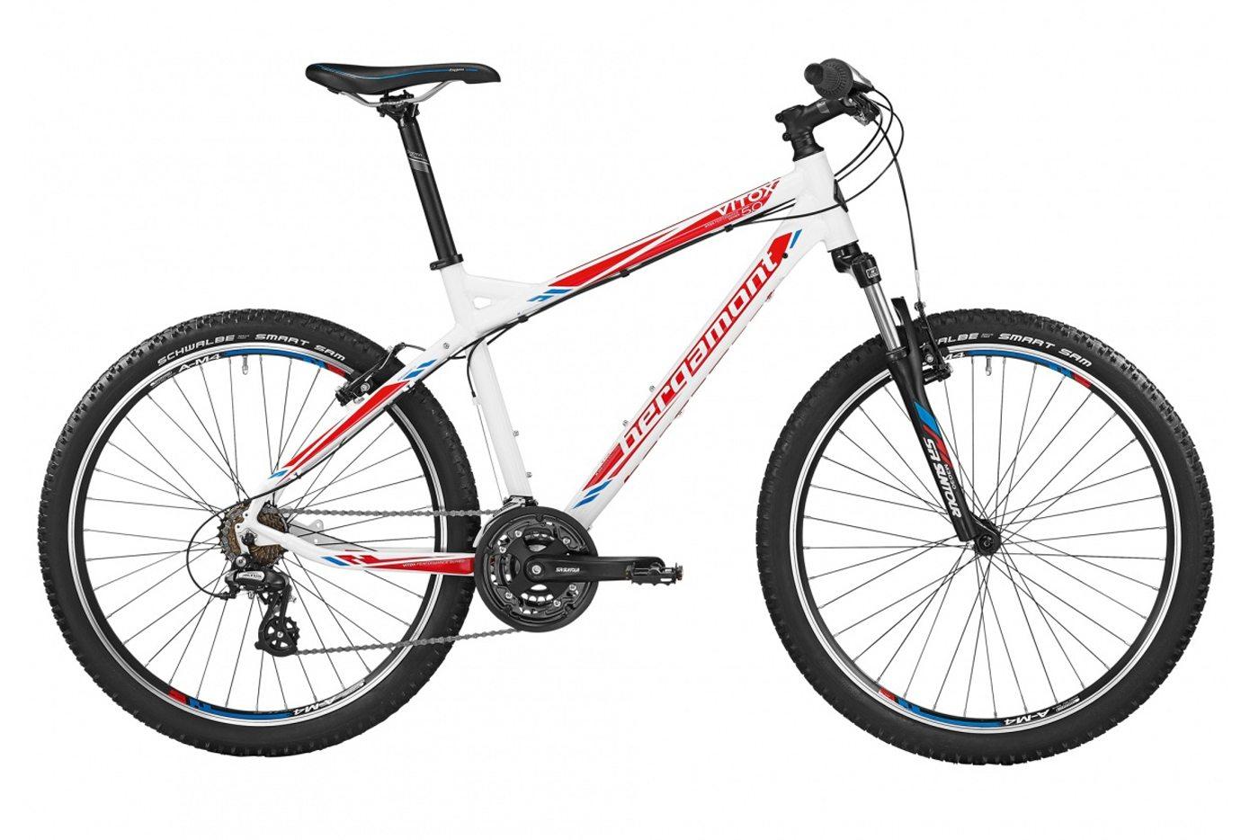 Велосипед BERGAMONT Vitox 5.0 White