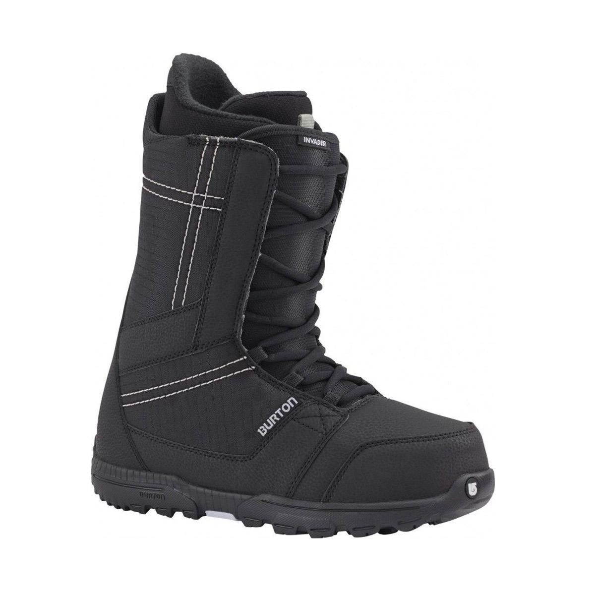 Ботинки для сноуборда BURTON Invader Black 2017/2018