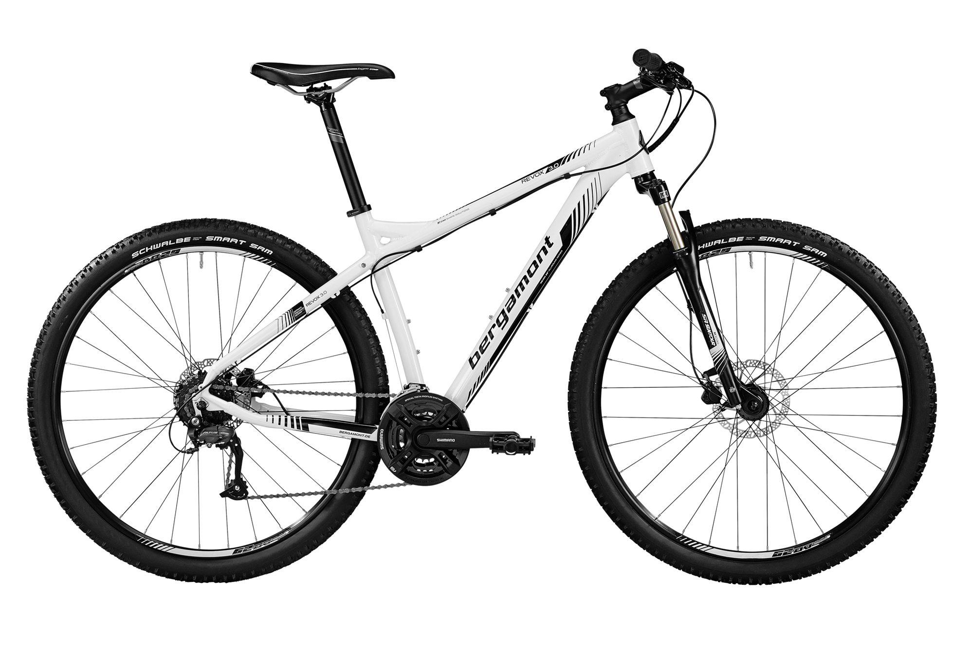 Велосипед BERGAMONT Revox 3.0 White