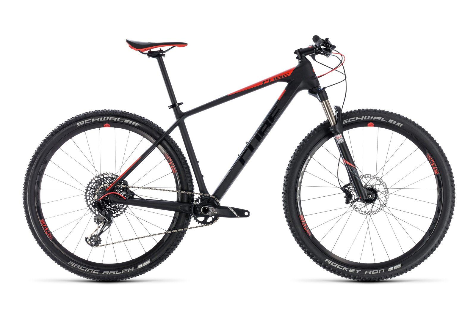 Велосипед CUBE Reaction C:62 Pro Carbon Red