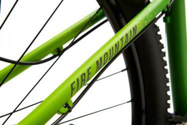 Велосипед KONA Fire Mountain Matt Green & Lime