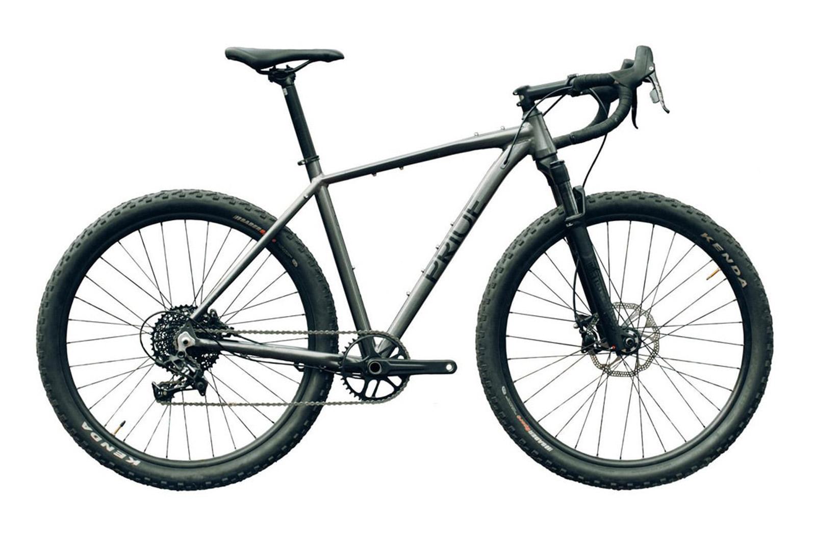 Велосипед Pride Ram 7.3 Graphite