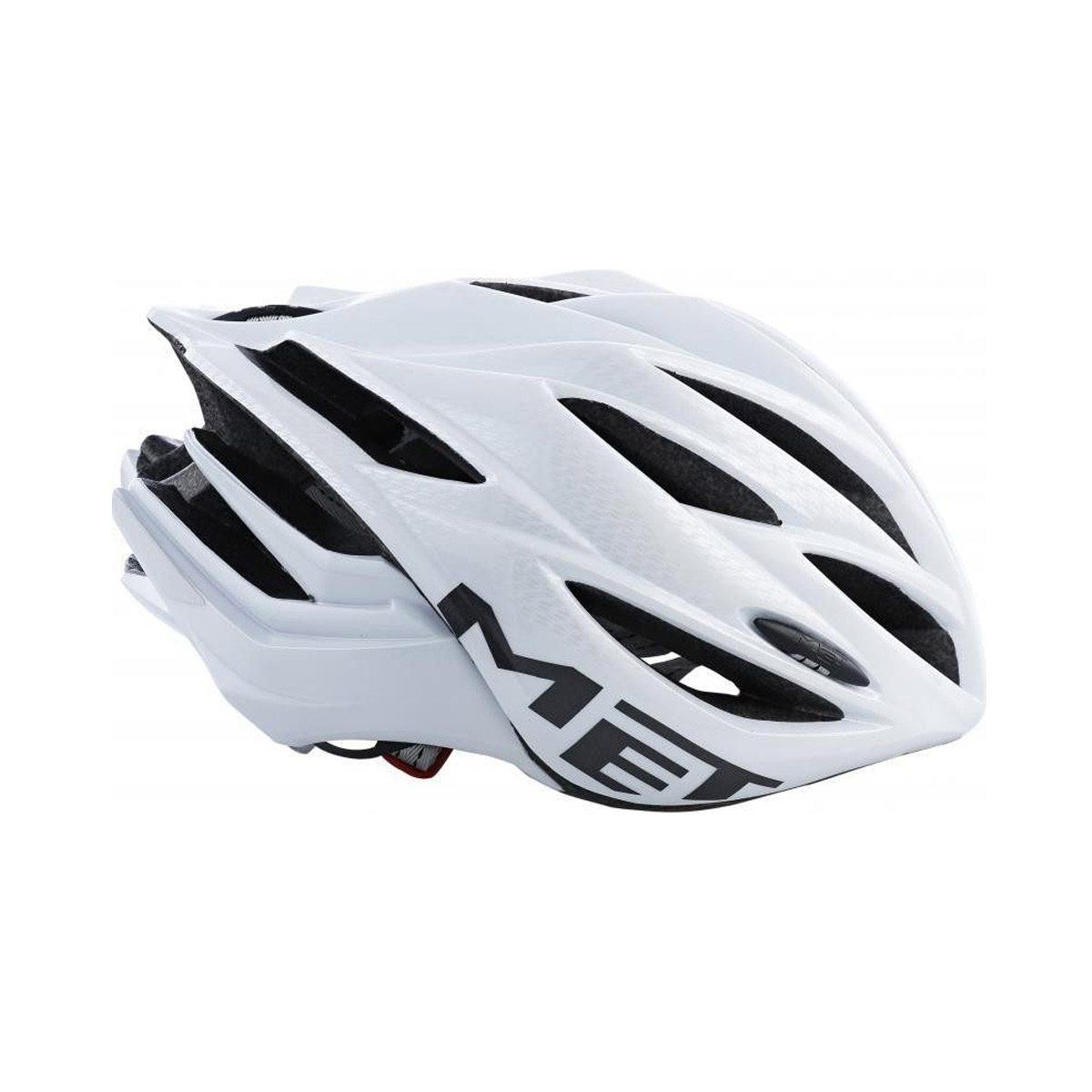 Шлемы MET Forte White 2017