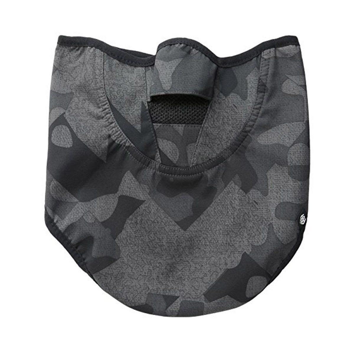 Балаклавы, шарфы, бафы 686 Strap Facemask Gunmetal Cubist Camo 2016