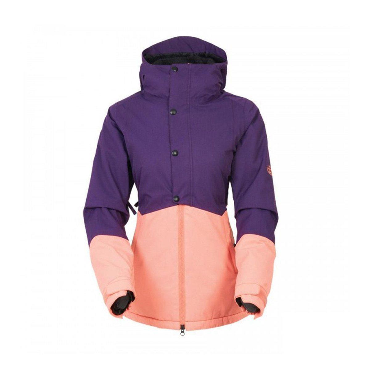 Куртки сноубордические 686 Rumor Violet 2016