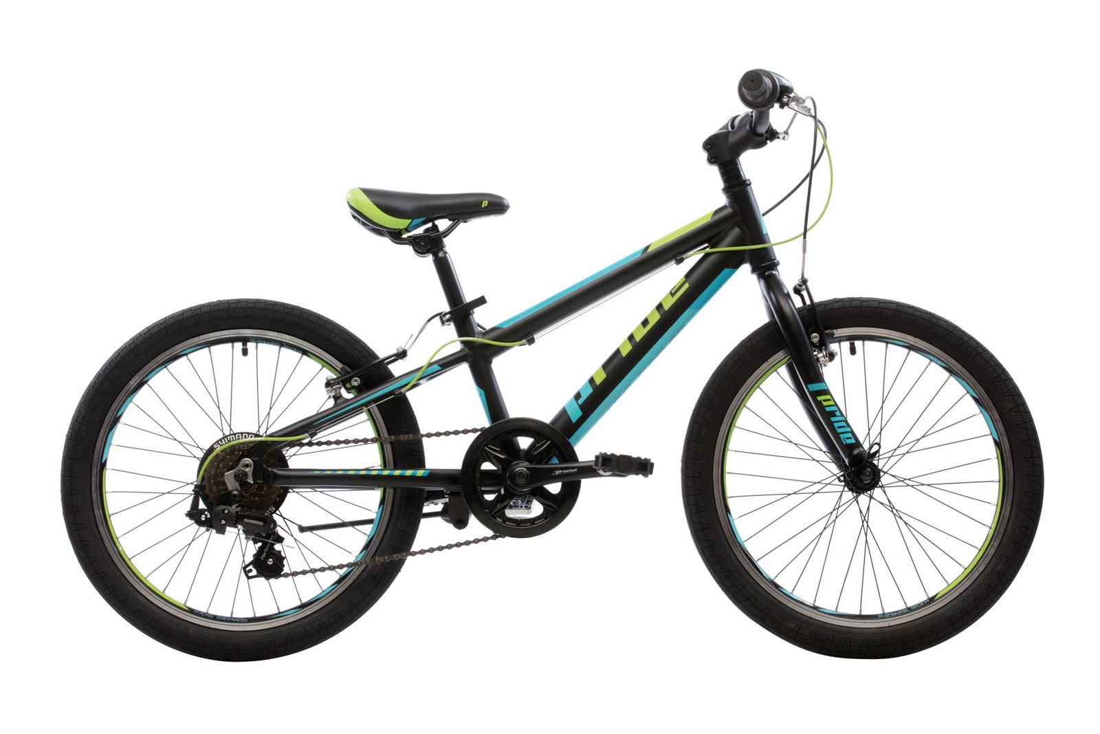 Велосипед PRIDE Johnny Black/Blue
