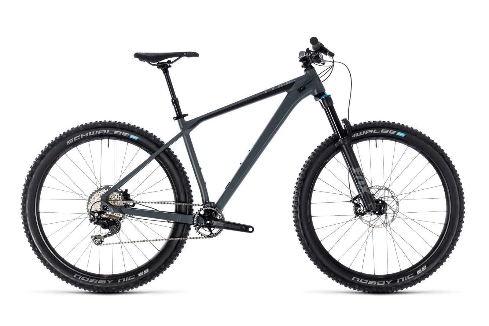 Велосипед CUBE Reaction TM Green/Black