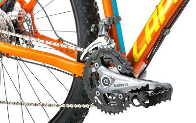Велосипед LAPIERRE Edge 327 Orange