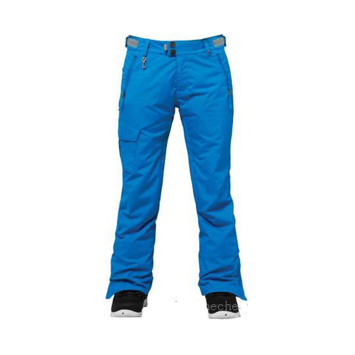Штаны сноубордические 686 Misty Blue 2016