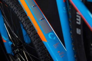 Велосипед CUBE Aim Pro 27.5 Blue/Orange