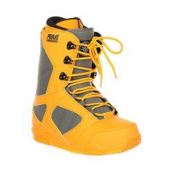 Ботинки для сноуборда PRIME Classic Yellow 2018
