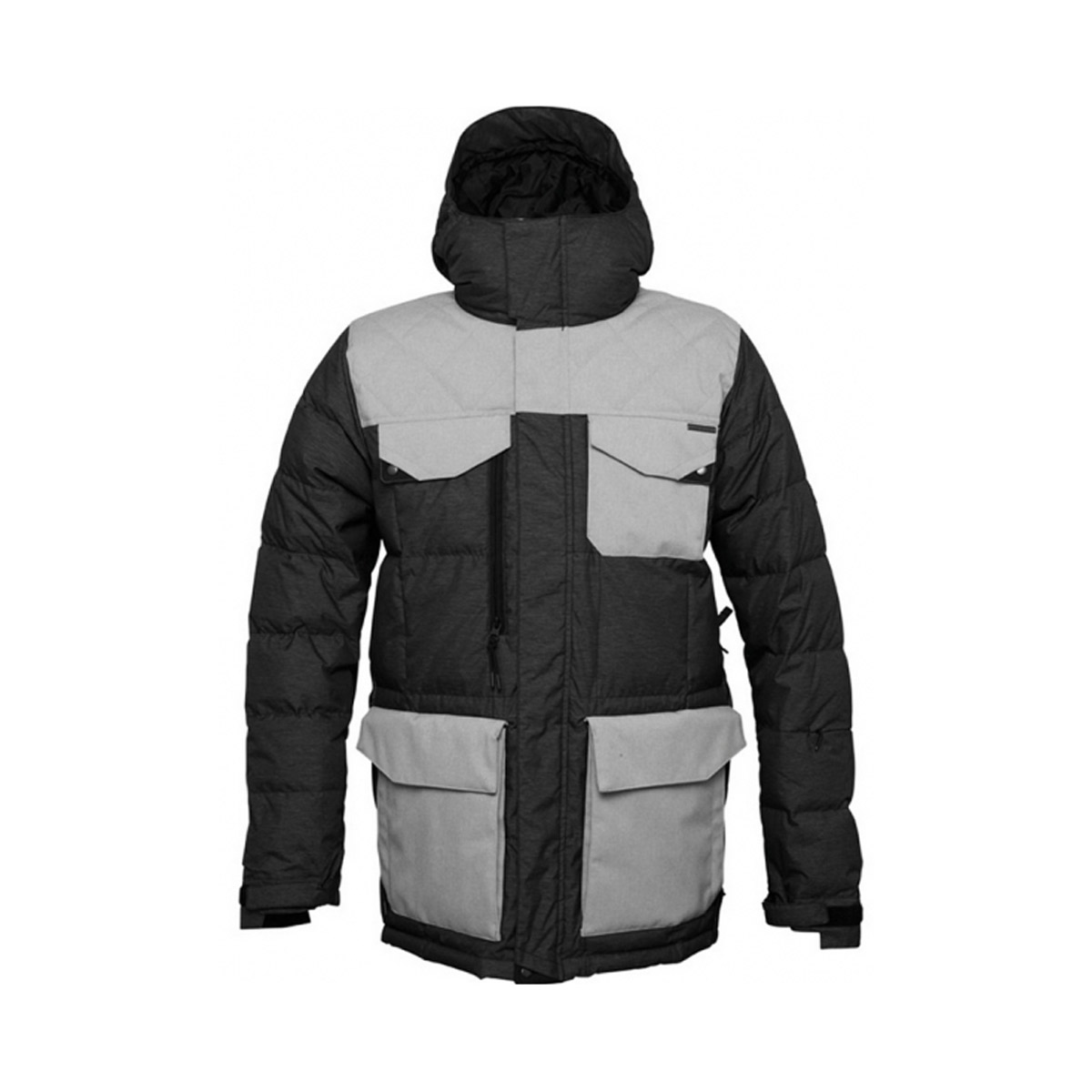 Куртки сноубордические 686 Down Black 2016