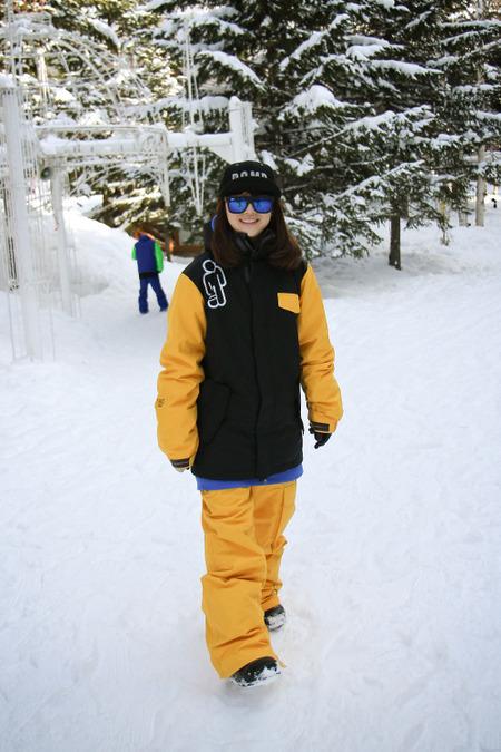 Штаны сноубордические ROMP 180˚ Switch Orange