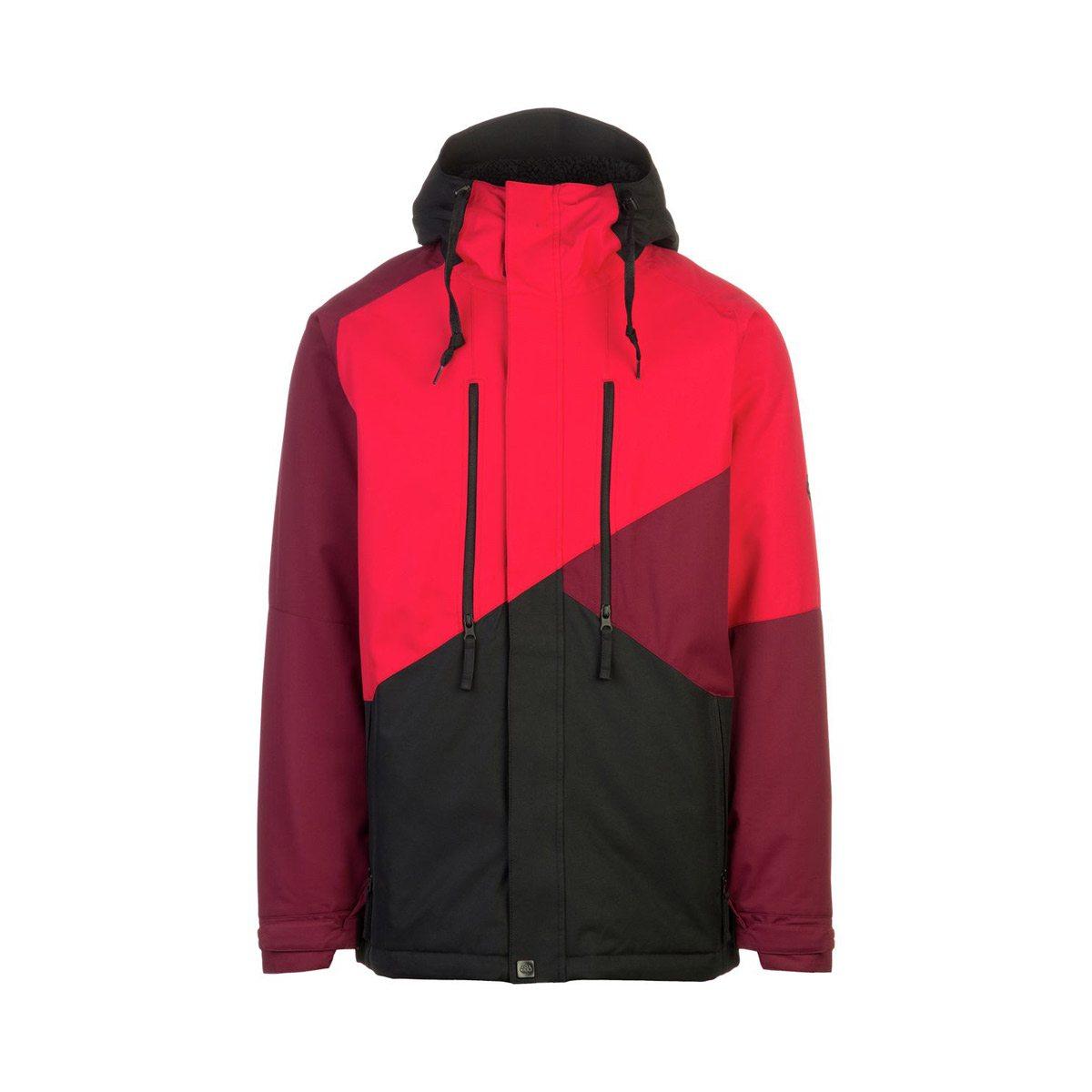 Куртки сноубордические 686 Arcade  Cardinal Colorblock 2016