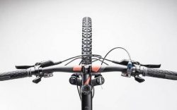 Велосипед CUBE Aim SL Black/Flashred