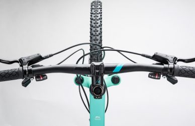 Велосипед CUBE Access WLS Disc Mint/Flashorange