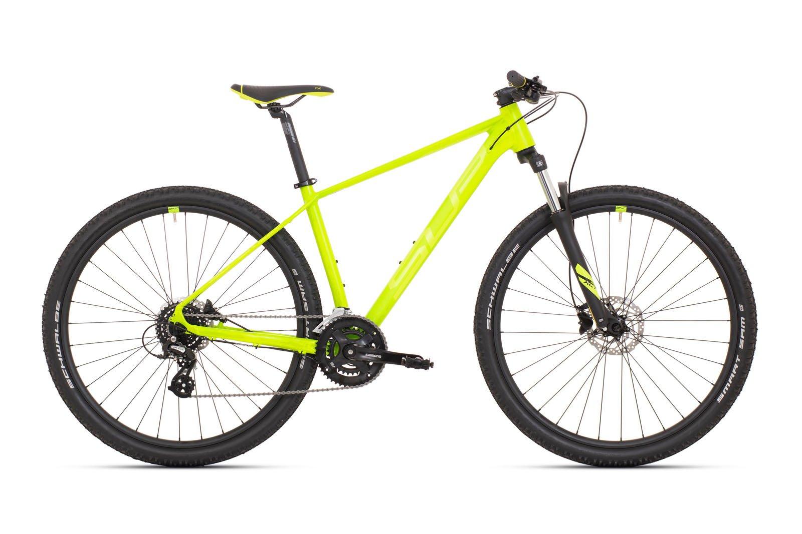 Велосипед Superior XC 819 Matte Lime/Neon Yellow