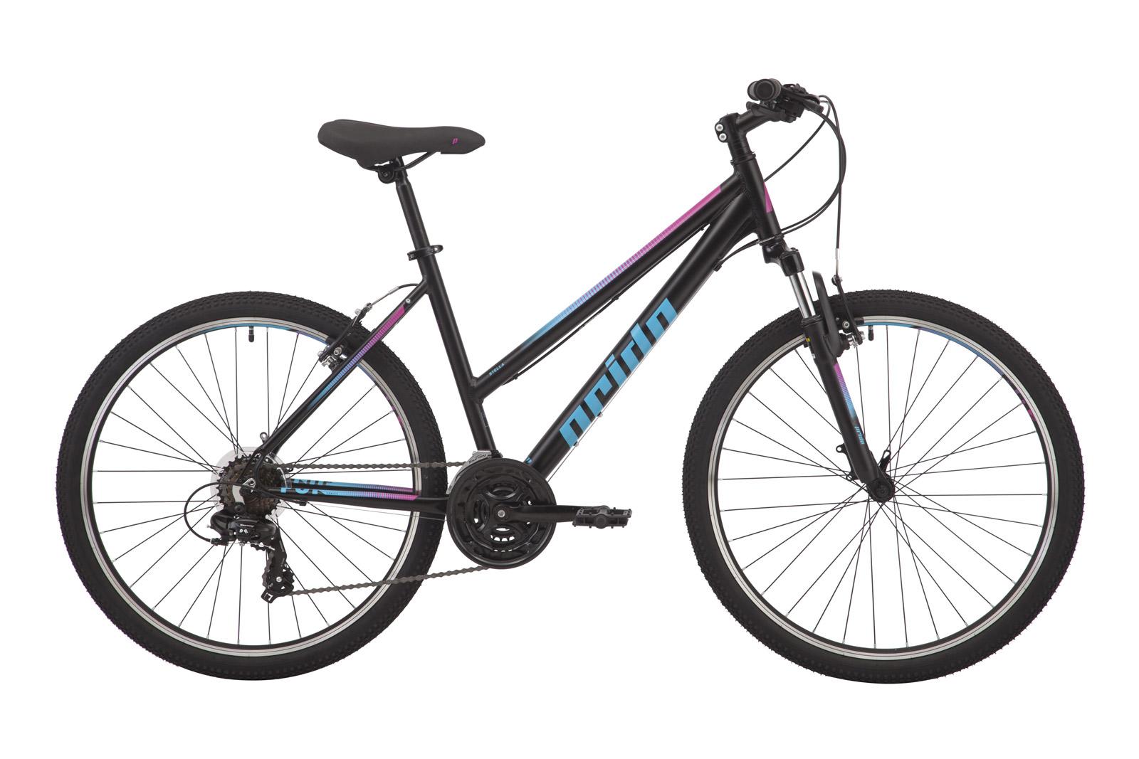 Велосипед PRIDE Stella 6.1 Black