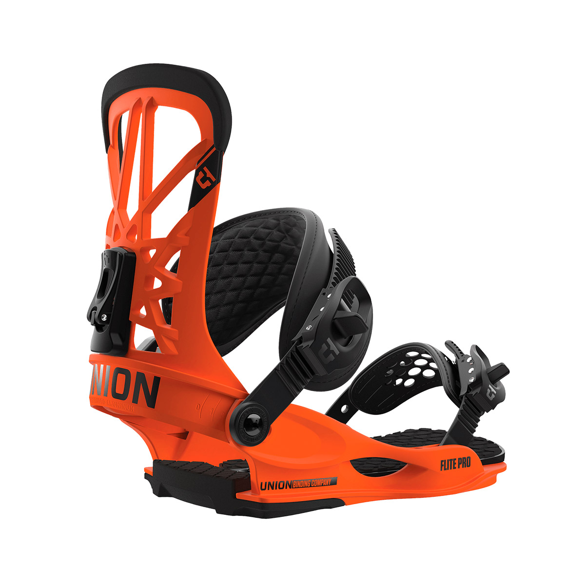 Крепления UNION Flite Pro Orange 2019