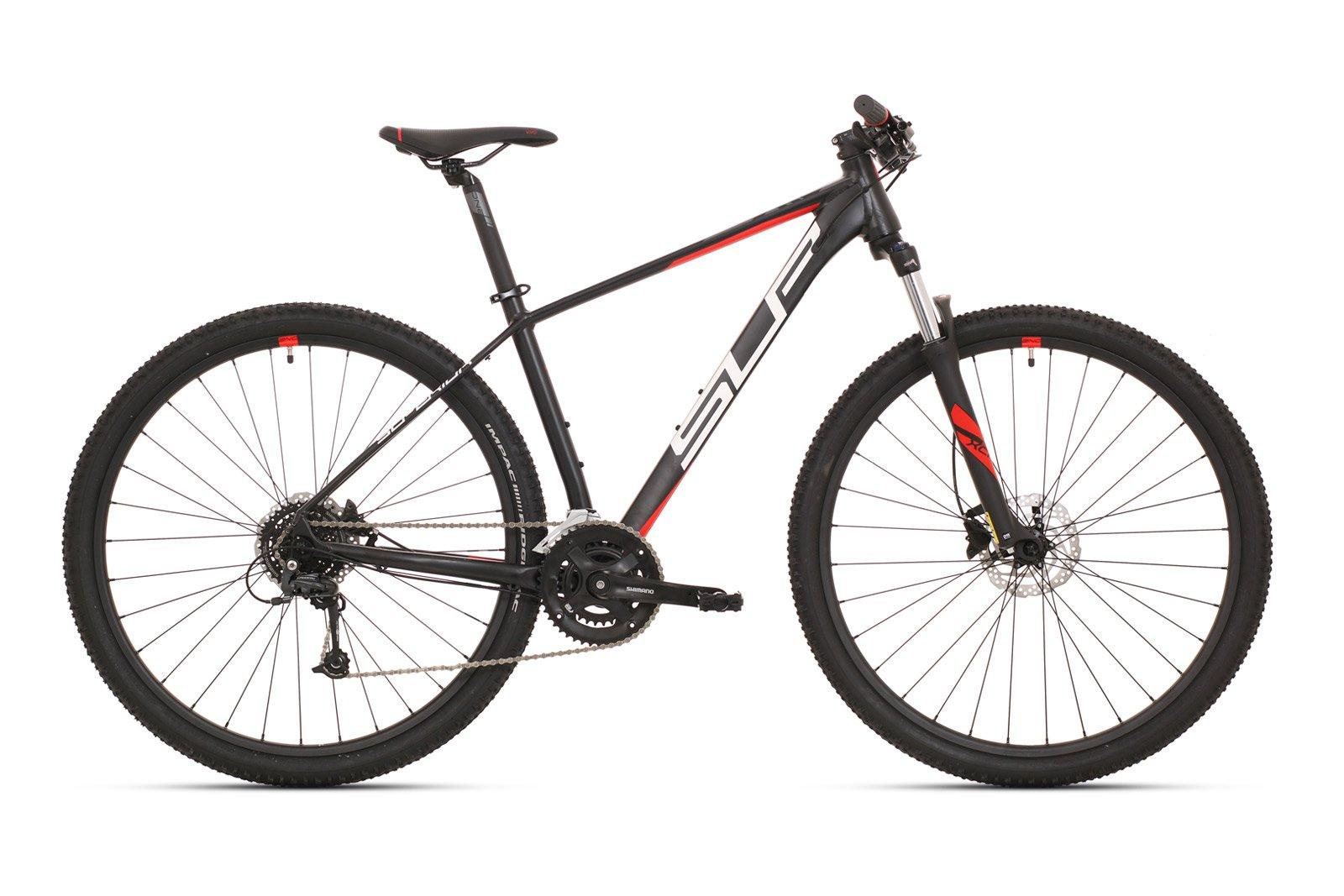 Велосипед Superior XC 859 Черный/Красный