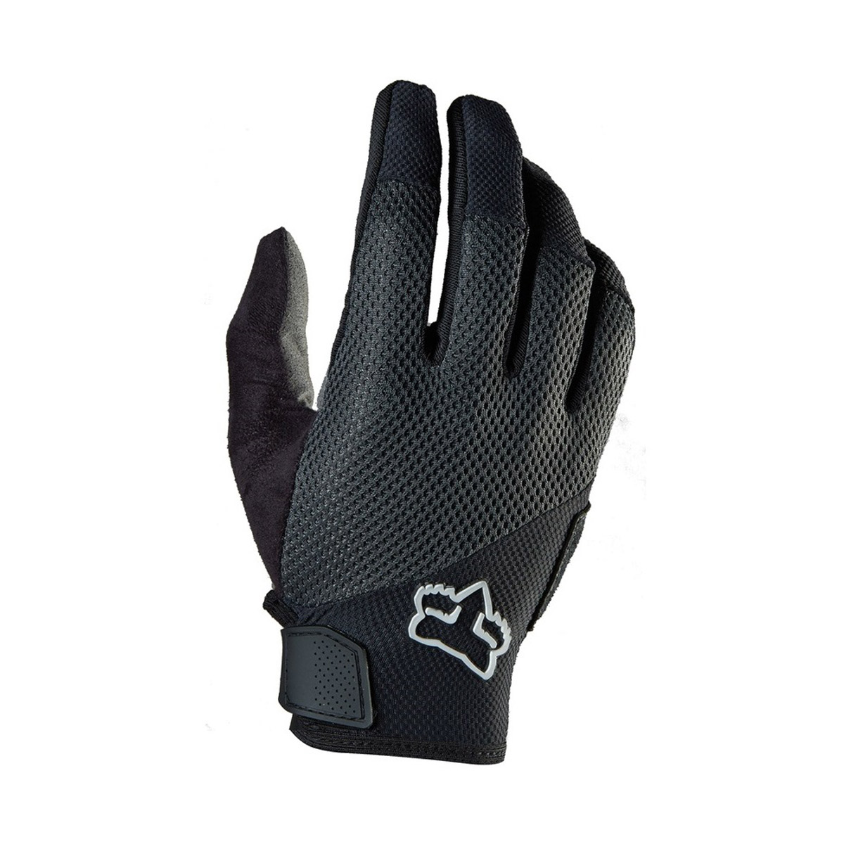 Велоперчатки FOX Reflex Gel WMN Black